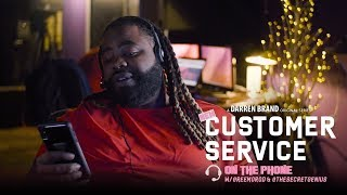 Customer Service EP: 3
