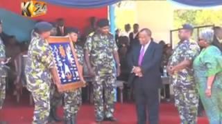 Kenya Defence forces mark KDF day at Mtongwe