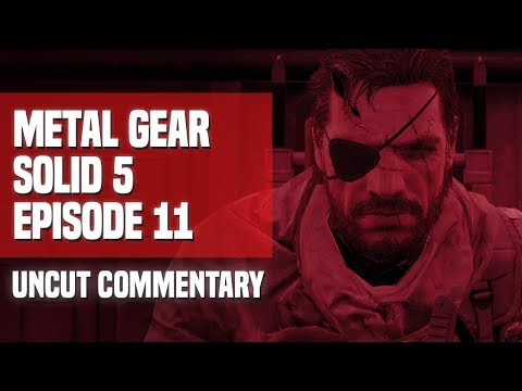 Metal Gear Solid V - Episode 11: Big Spoon (Uncut Commentary)