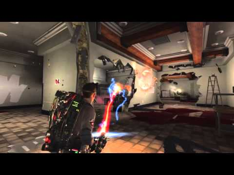 Ghostbusters: The Video Game -09- Return to Hotel Sedgewick