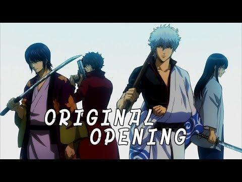 [Custom Opening] Gintama - Porori-hen Opening Theme [BLUE ENCOUNT - VS]