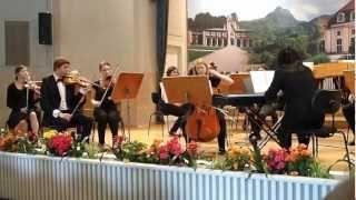 Matthias Georg Monn, Cellokonzert g-moll - Chiemgau Jugendsymphonieorchester