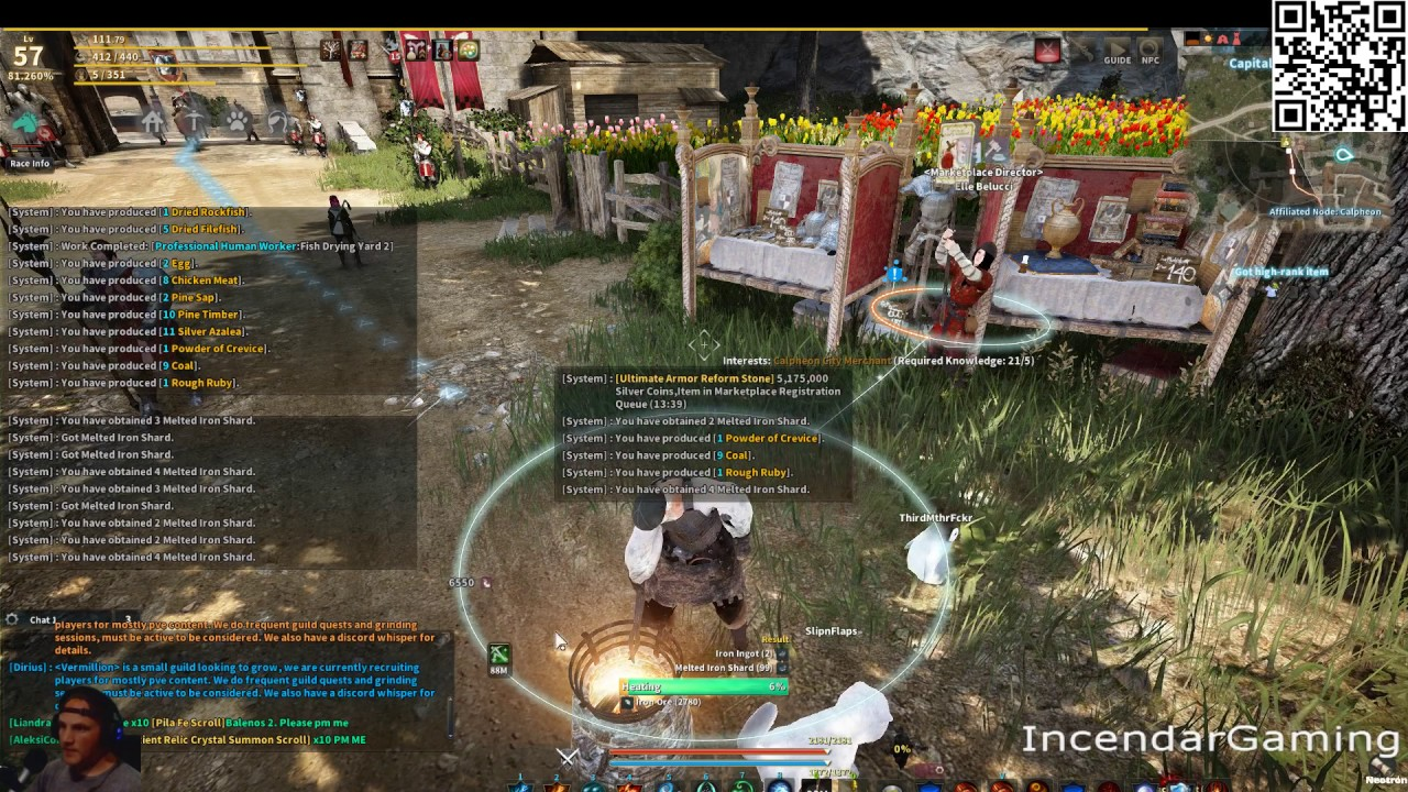 How to Detach Multiple Chat and Notification Windows BDO Black Desert Online