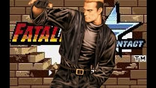 Mikko Loves Gaming : Fatal Fury First Contact (NeoGeo Pocket Color)