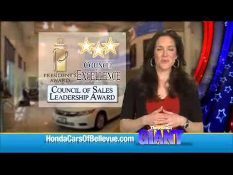 2014 Presidentsu0027 Day Sale Commercial 2 For Honda Cars Of Bellevue...an  Omaha Honda Dealer!
