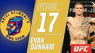 Evan Dunham on retiring, future plans with Ali Abdelaziz | Ariel Helwani's MMA Show