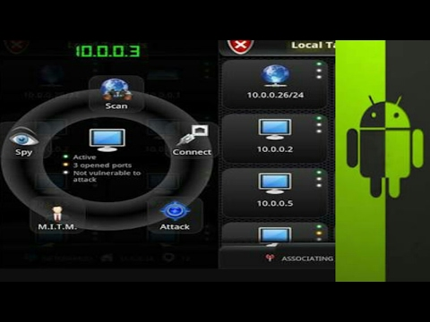 Top 6 best  Hacking apps for android 2017 | 😎😎