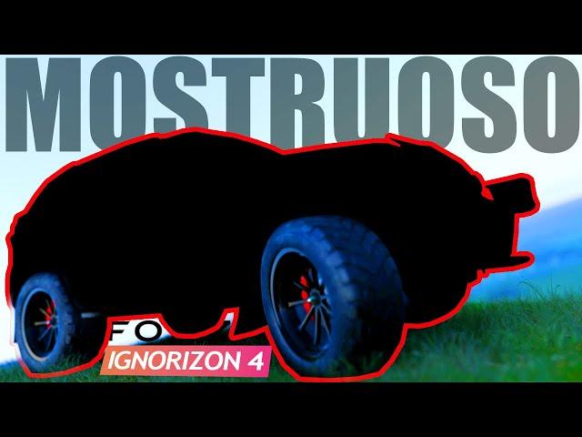 FUORISTRADA da 1400 CAVALLI - Forza Horizon 4