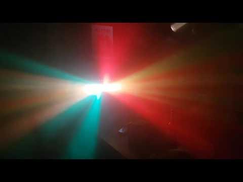 Vintage Lichteffekt Lampo Little Star 2