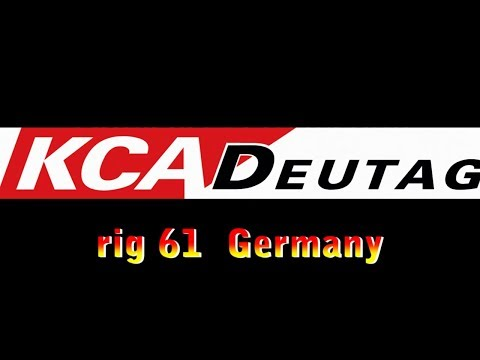 KCA Deutag   Running Process   GERMANY