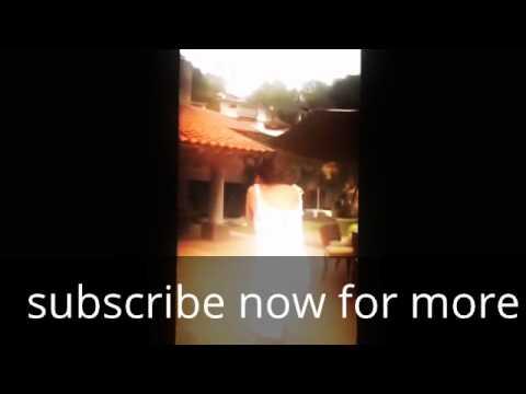 Eva Longoria ALS Ice Bucket Challenge 'Ice Bucket Challenge' 2014 HD !!