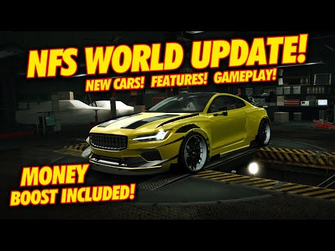 NEED FOR SPEED WORLD 2020 UPDATE! ( INSTALL GUIDE )