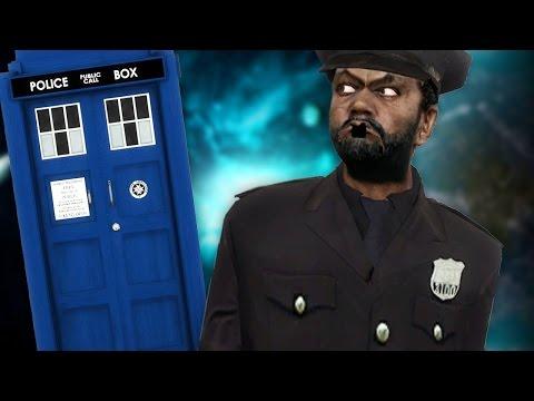 ADVENTURES IN THE TARDIS!!