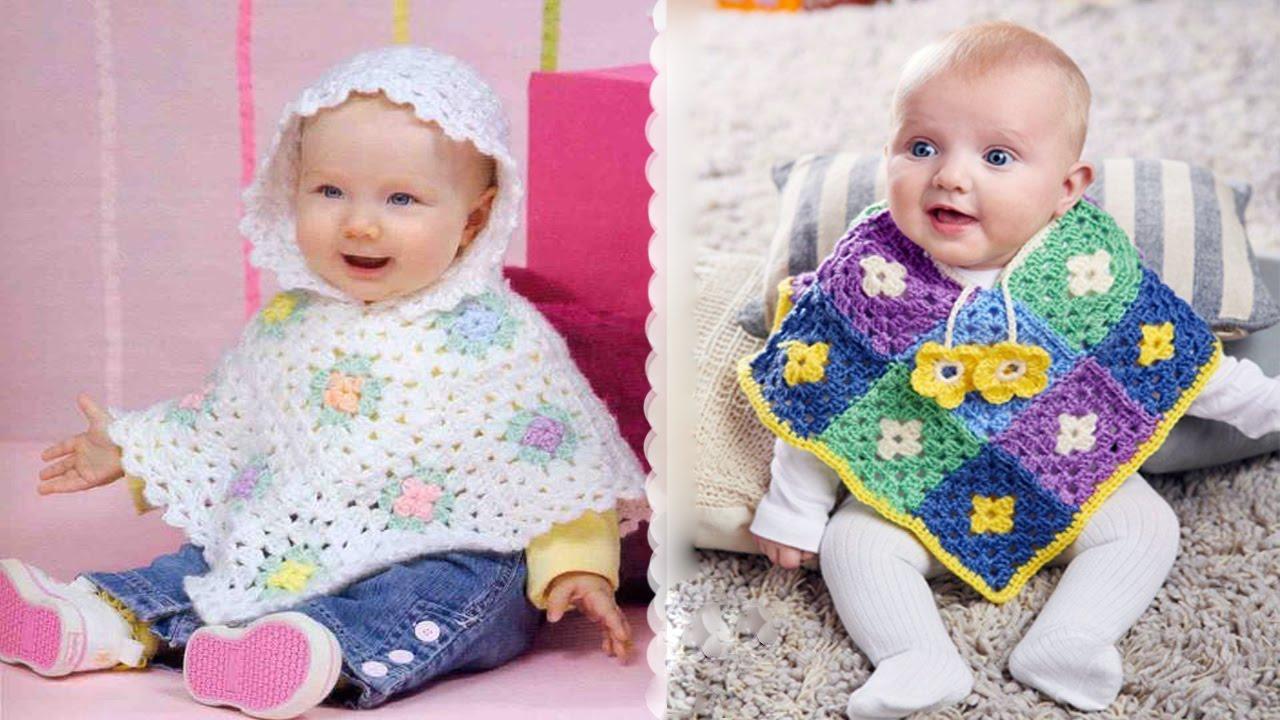 Knit Toddler Poncho Free Pattern
