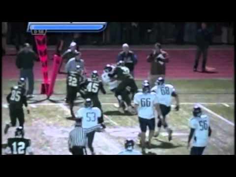 Chris Miller Football Highlight Tape 2011