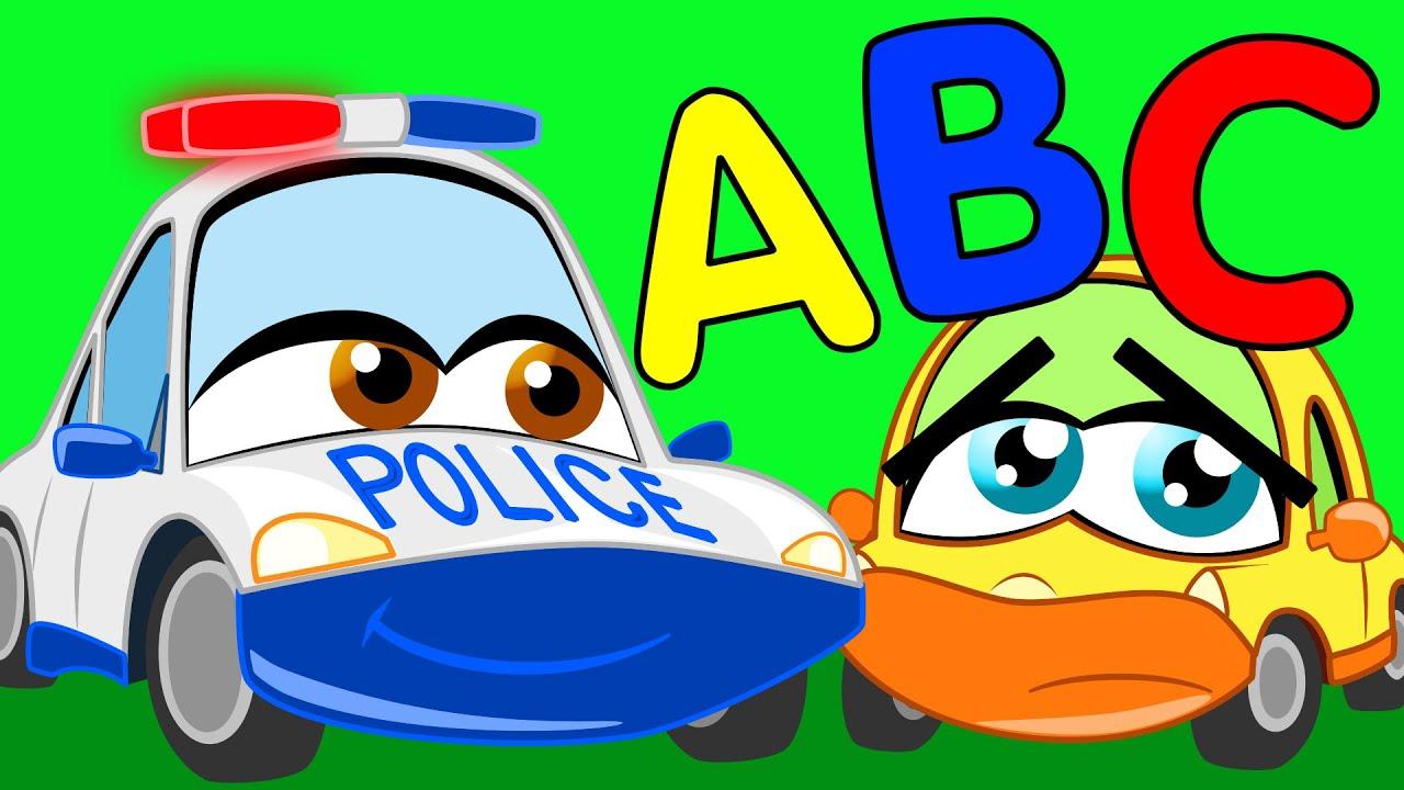 El abecedario cancion infantil para ni os carros youtube - Para ninos infantiles ...