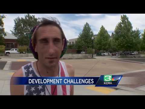 Large mixed-use development in Sacramento faces challenges