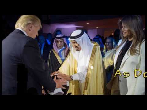 Trump's Saudi trip: Thumbs up and other 'controversies'