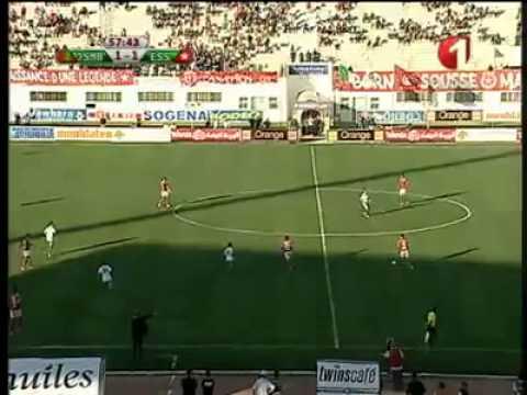 ESSahel (arbitre) 2-1 JSMBéjaia,Match complet Scandaleux