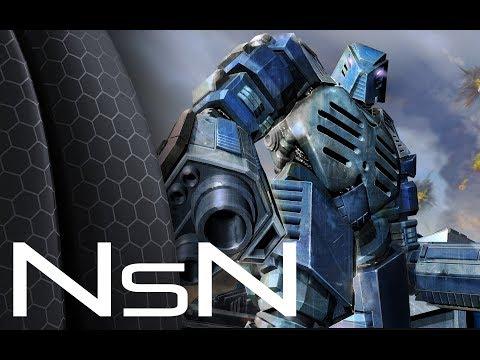 Supreme Commander Forged Alliance: 01 Operation Black Day