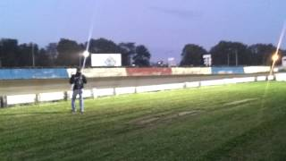 World of Outlaws 9-17-14 Terre Haute Action Track