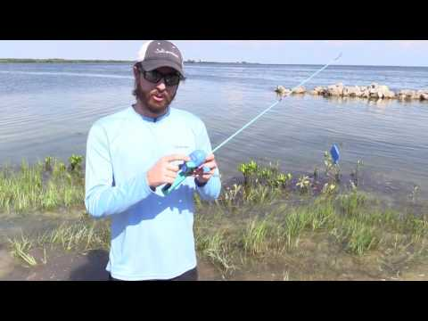 How To Cast Push Button Fishing Reels For Kids