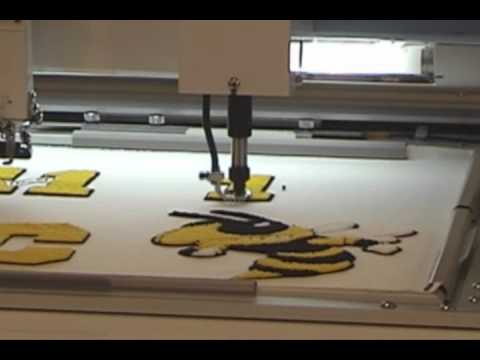 chenille embroidery machine used highland chenille amp embroidery machine 17454 | hqdefault