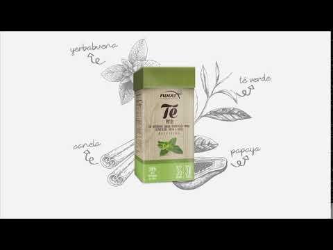 Para que sirve el te verde de funat