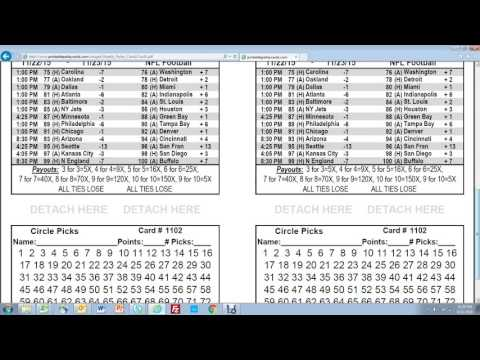 graphic relating to Printable Parlay Cards called Printing 100 parlay playing cards inside 3 minutes - YouTube