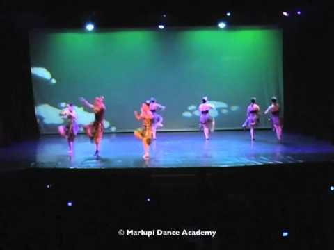 Jazz in Bali - Marlupi Dance Academy