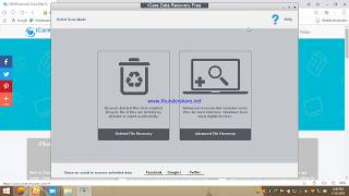 Free download data recovery software ,100 % Working (very Easy)