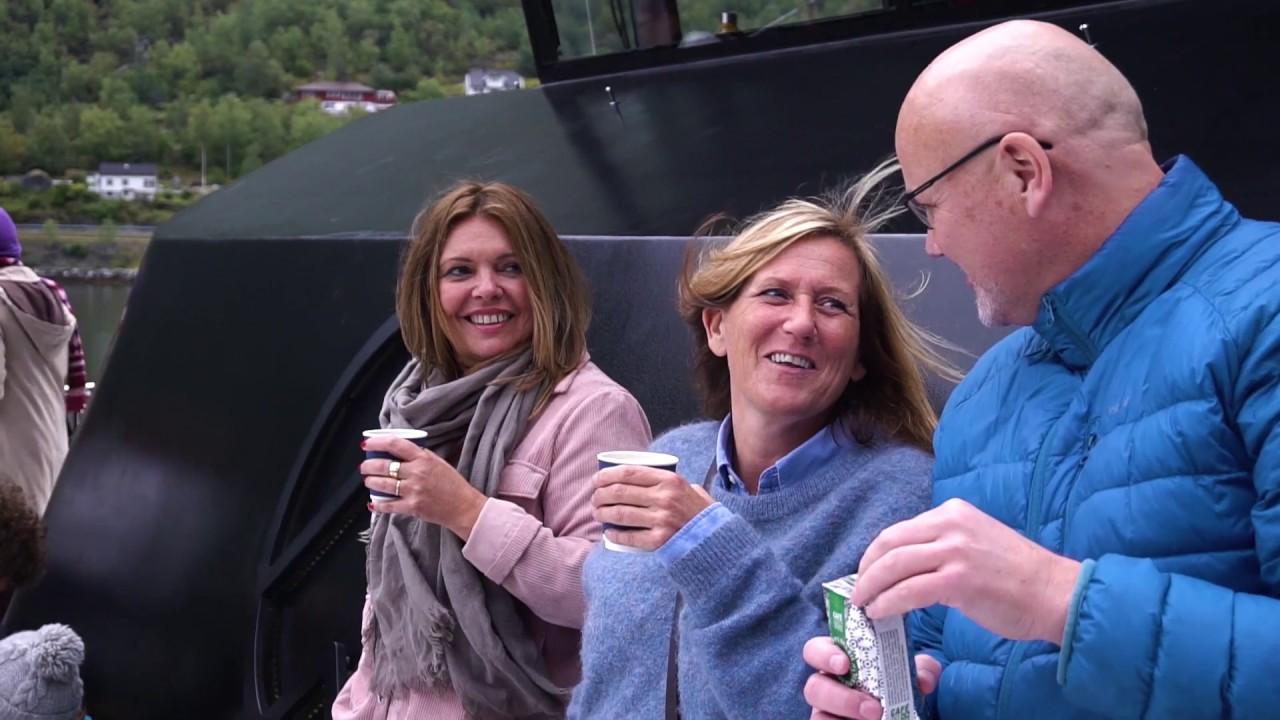 Thumbnail: Guidet tur og fjordcruise til Gudvangen, Stegastein, Flåm og Nærøyfjorden