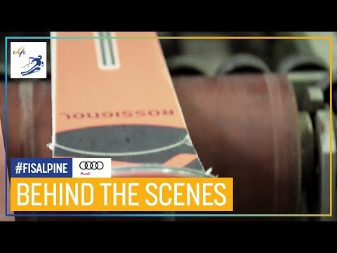 The Creation Of A Pair Of Skis | FIS Alpine