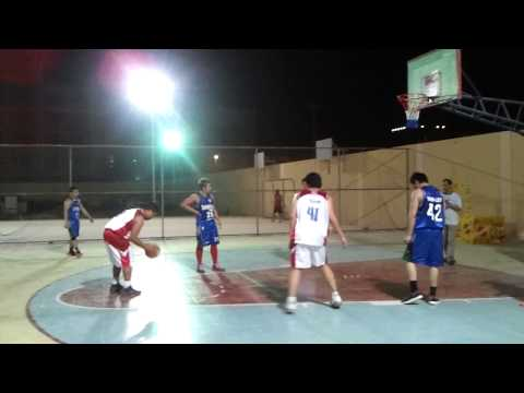 BINDAWOOD HAMRA VS DANUBE SERAFI 4TH QTR