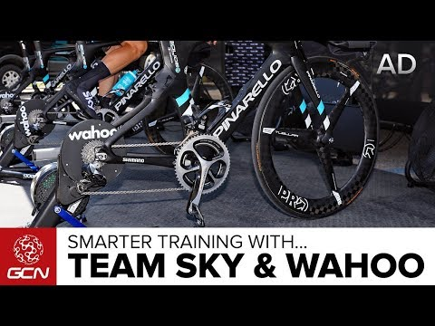 Training With Team Sky