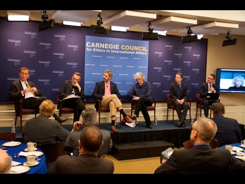 Launch of Carnegie Climate Geoengineering Governance Initiative (C2G2)