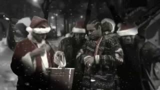 Смотреть клип Jim Jones & Skull Gang - Bad Santa Intro