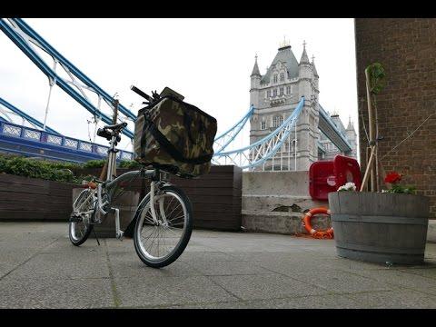 Brompton Through Tower Bridge