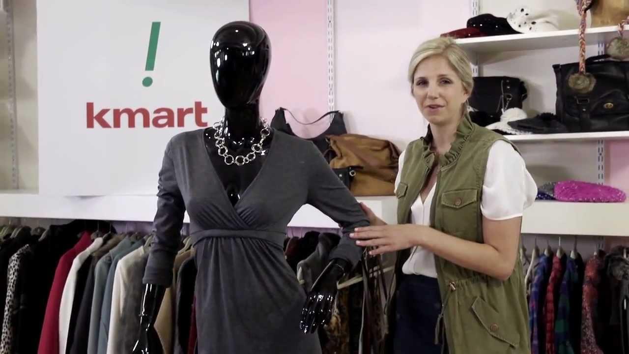 Kmart attention maxi dress