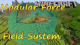 Minecraft 1.6.4 - Modular Force Field System MFFS / Español