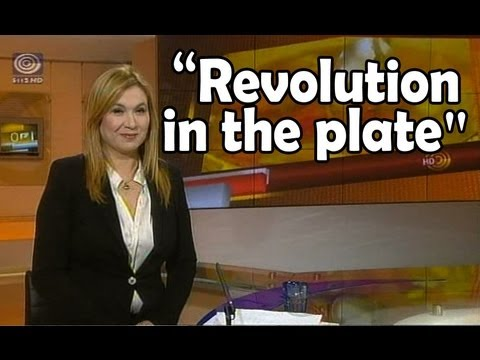 Channel 1 TV: Israel embraces veganism