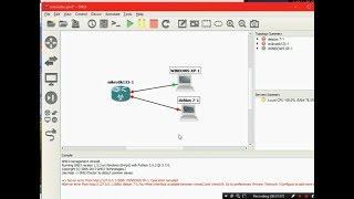 how to integration gns3 to vmware, virtualbox, qemu