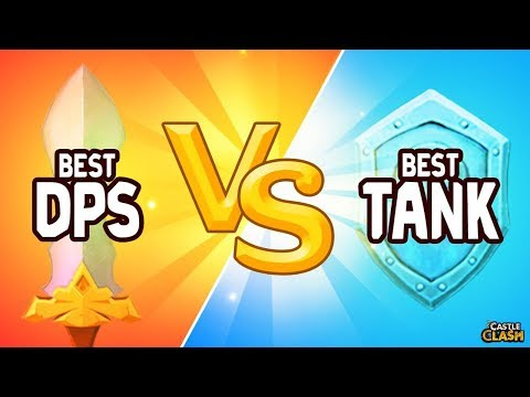 WHO IS THE BEST DPS HERO AND WHO IS THE BEST TANK!!!
