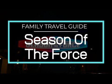 Disneyland Season Of The Force- The Complete Guide & Darth V