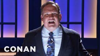 Andy's Anti-Avocado Rant  - CONAN on TBS