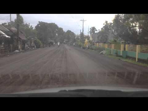 borongan city road