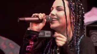 Evanescence - Haunted Live at Rock am Ring 2004 [HD]