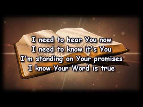 Jesus I Believe - Big Daddy Weave - Worship Music with lyrics