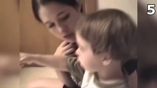 10 Страшных Видео, Когда Дети Увидели Настоящего Призрака