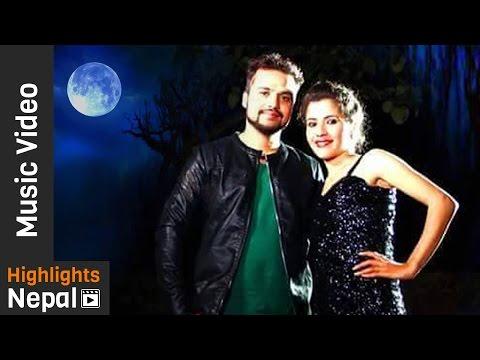 TIMILAI DEKHERA AAKHA ( Re - Version )   New Nepali Romantic Song 2016 / 2073   Bikash Karn